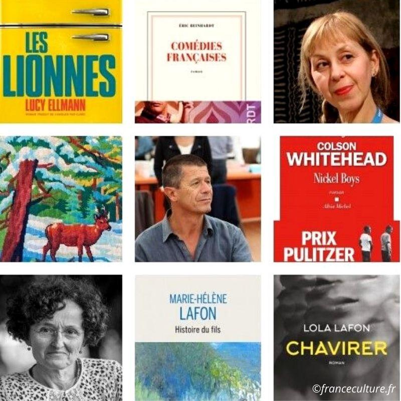 Francijas literatūras balvas 2020